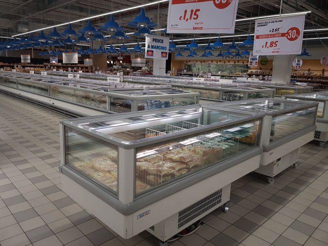FIJI GLASS SW Plug-in De Rigo Refrigeration