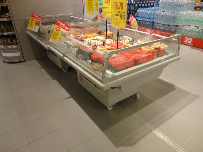 YULIN TN Plug-in De Rigo Refrigeration