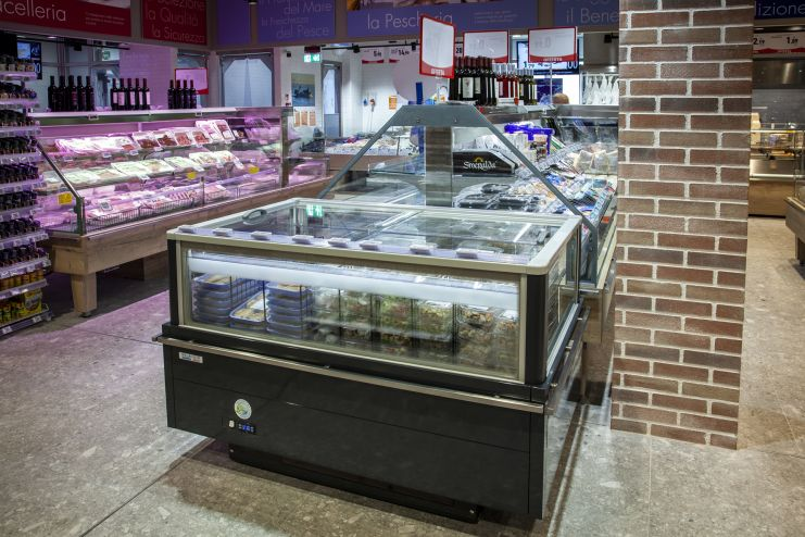 DIAMOND GLASS 2.0 SW Plug-in De Rigo Refrigeration