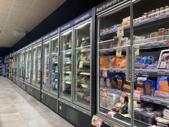 ONYX DOORS Plug-in De Rigo Refrigeration