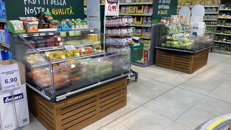AMETHYST SV Plug-in De Rigo Refrigeration